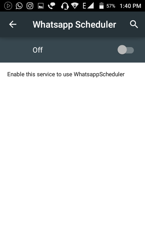 How To Schedule Send A Whatsapp Message