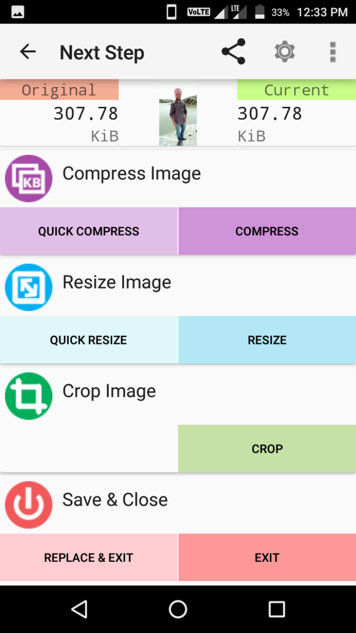 How To Compress Images In Android Phone Without Losing Quality