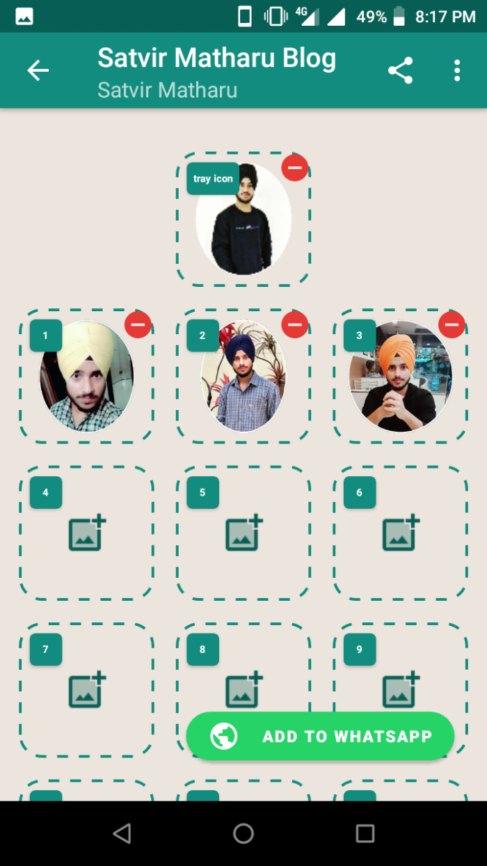 How To Create Own Stickers For WhatsApp