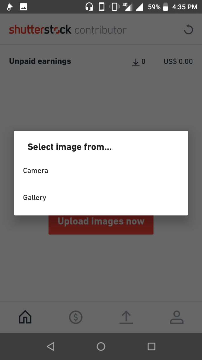 How To Sell Images And Earn In Android Phone